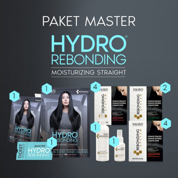 Paket Workshop Hydro Rebonding