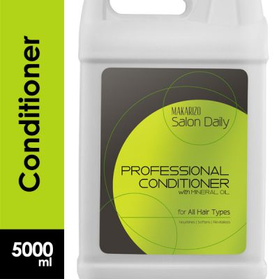 salon daily professional conditioner 5000ml