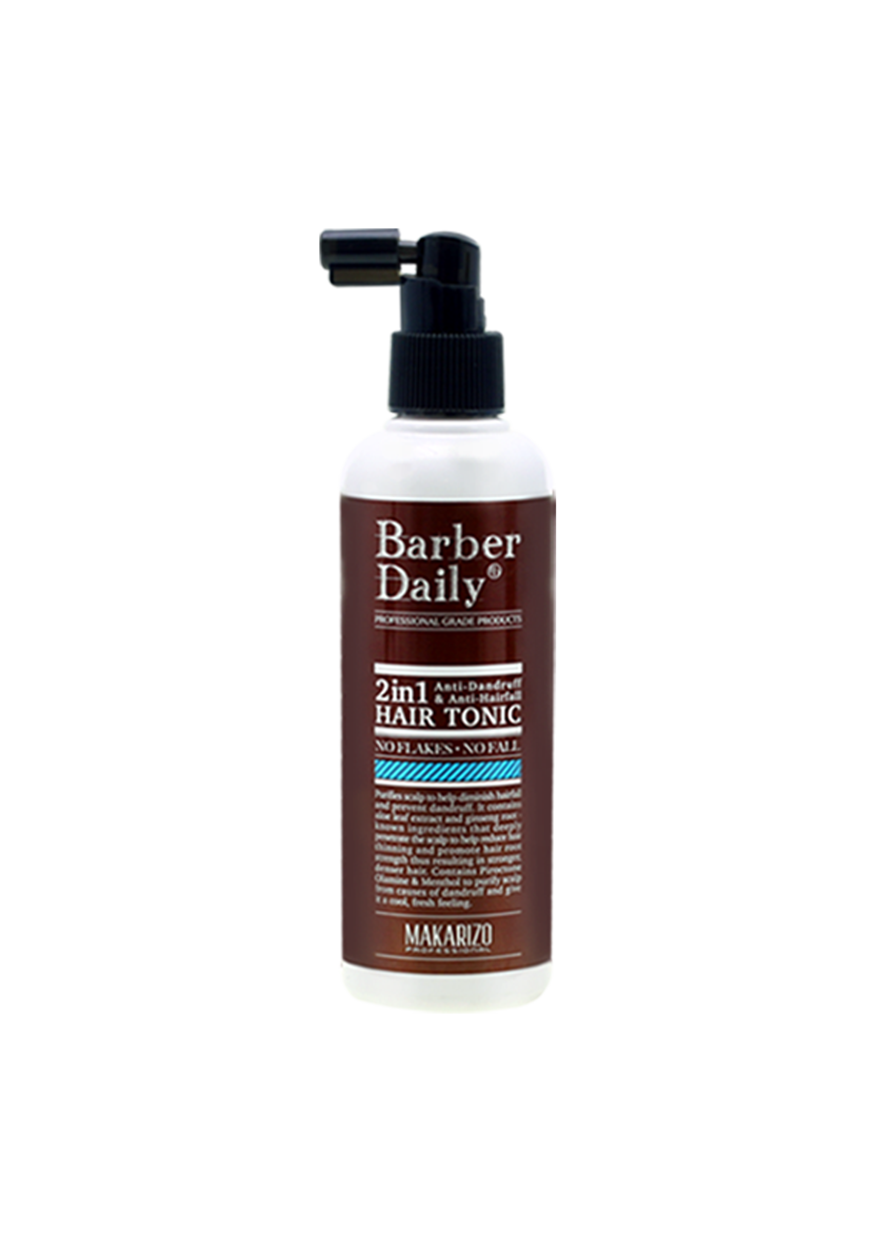 Barber Daily 2 in 1 Hair Tonic 240 ml