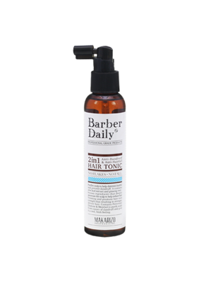 Barber Daily 2 in 1 Hair Tonic