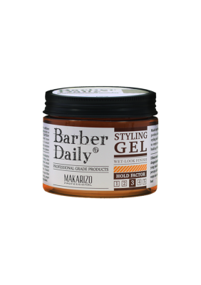 Barber Daily Wet Look Styling Gel