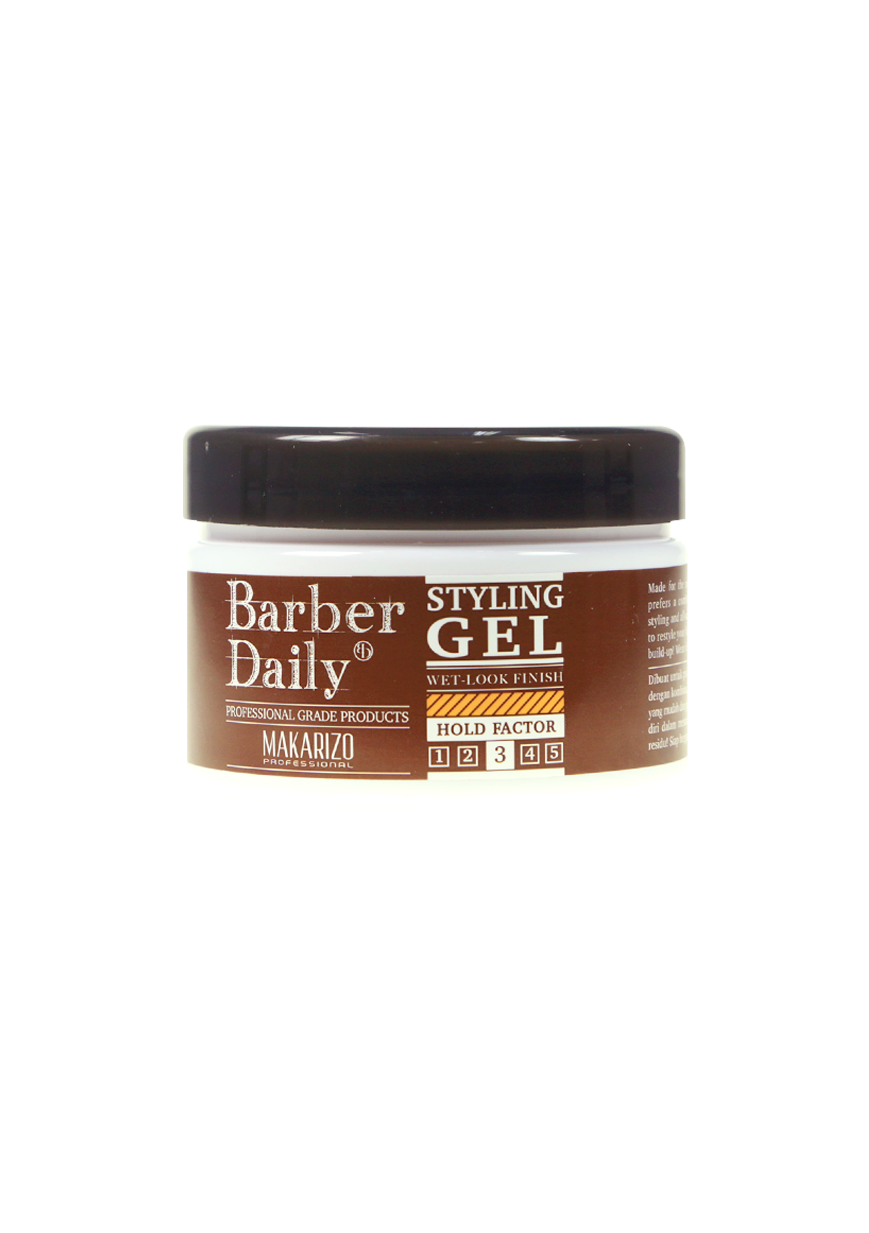 barber daily styling gel - update