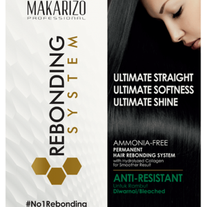 Rebonding System Monopouch Anti Resistant 125 ml