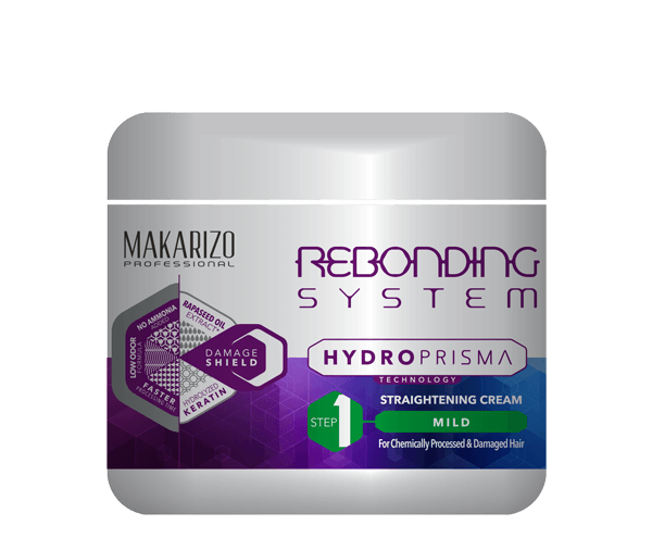 Rebonding System HydroPrisma Straightening Cream Mild 500ml